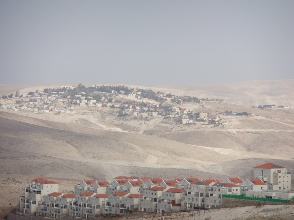 The Kfar Adumim community in Judea and Samaria. Credit: Wikimedia Commons.