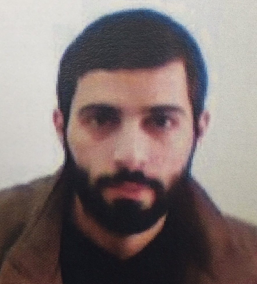 Israel arrested Malak Nazar Yousseff Kazmar (pictured) on suspicion of working as a recruiter for Hamas in Judea and Samaria. Credit: Shin Bet.