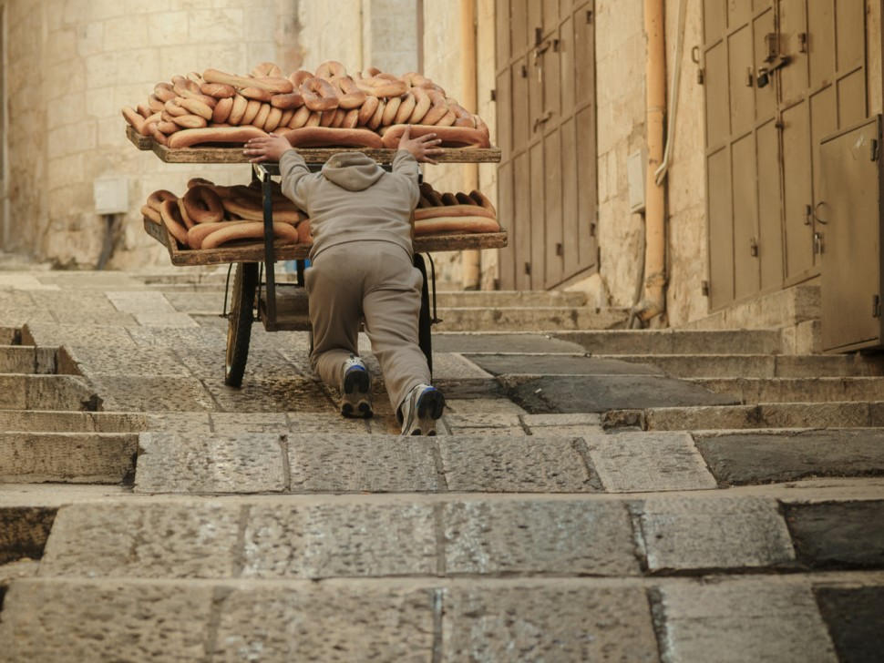 David Mor's winning photograph in the JerusaLens competition. Credit: David Mor via Jewish National Fund.