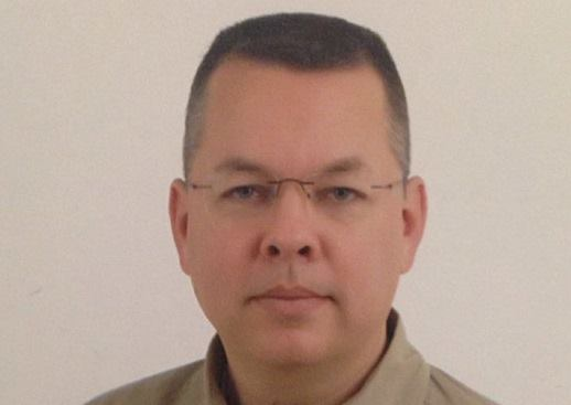 Pastor Andrew Brunson (pictured) is incarcerated in Turkey. Credit: Facebook.