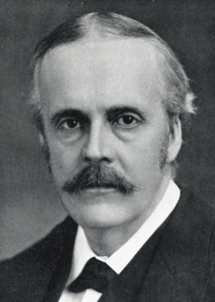 Arthur James Balfour, who wrote the 1917 Balfour Declaration. Credit: Wikimedia Commons.