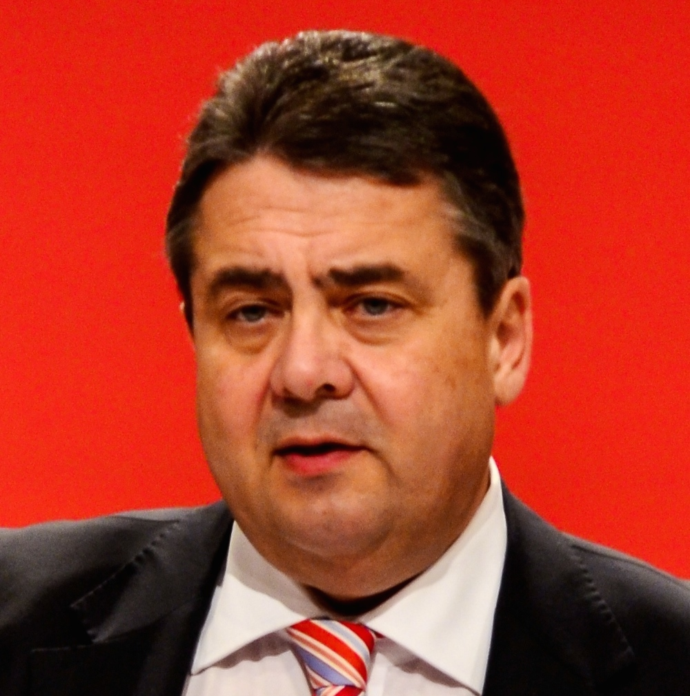 German Foreign Minister Sigmar Gabriel. Credit: Moritz Kosinsky via Wikimedia Commons.