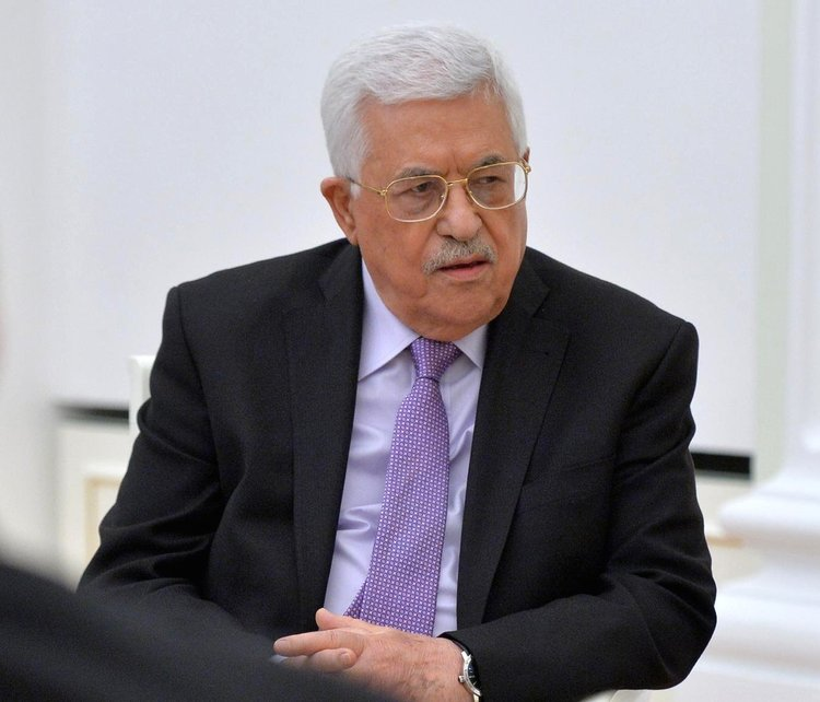 Palestinian Authority President Mahmoud Abbas. Credit: Kremlin.ru via Wikimedia Commons.