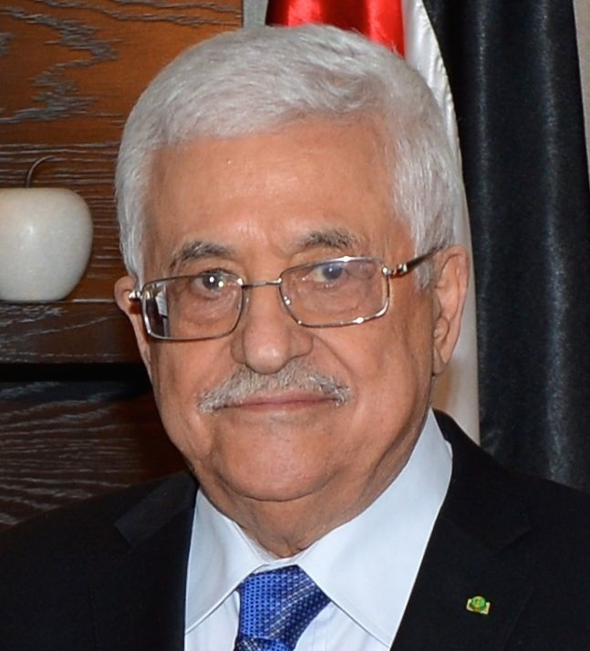 Palestinian Authority President Mahmoud Abbas. Credit: State Department.