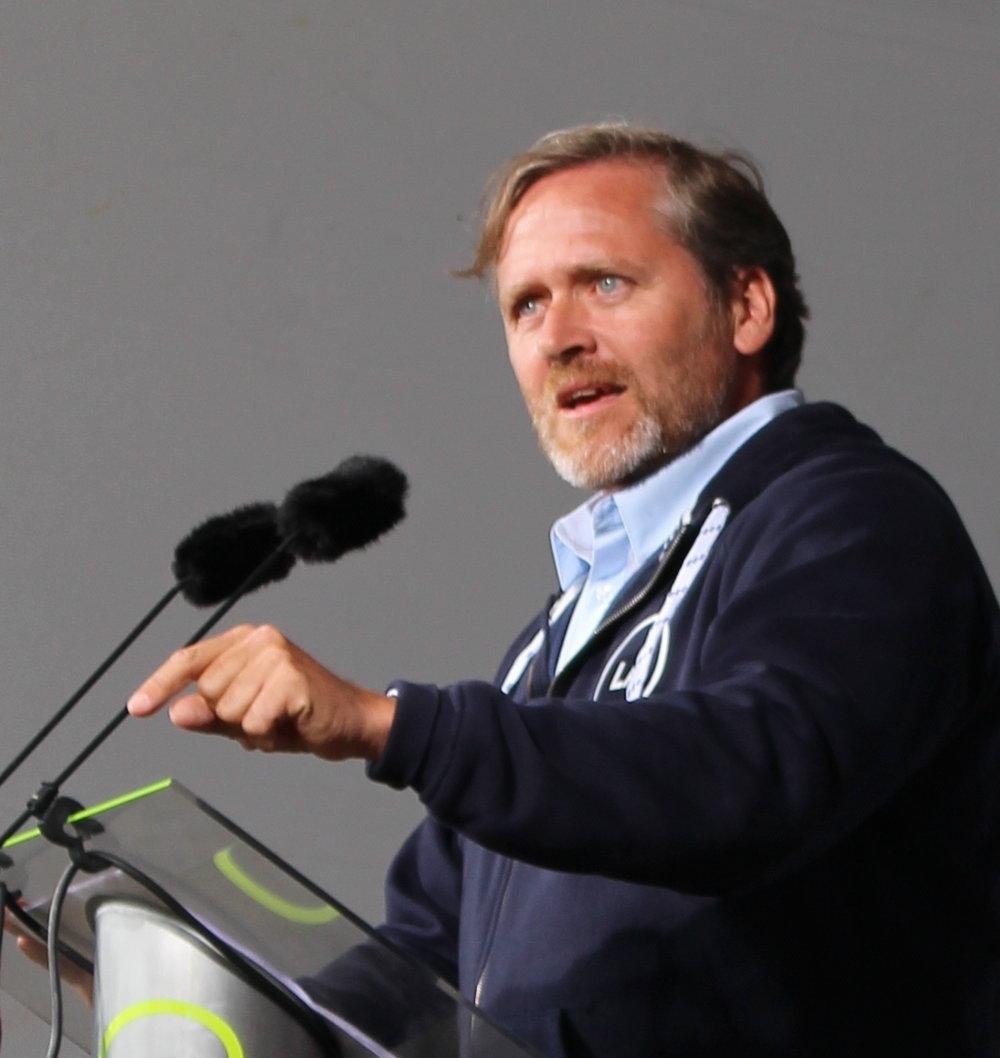 Danish Foreign Minister Anders Samuelsen. Credit: Finn Årup Nielsen via Wikimedia Commons.