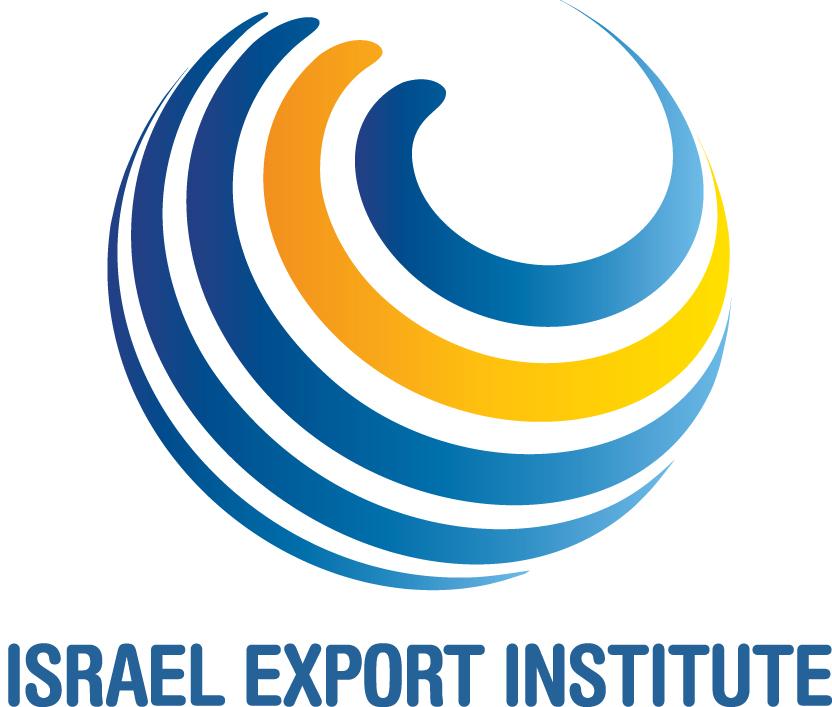The Israel Export Institute logo. Credit: Israel Export Institute.