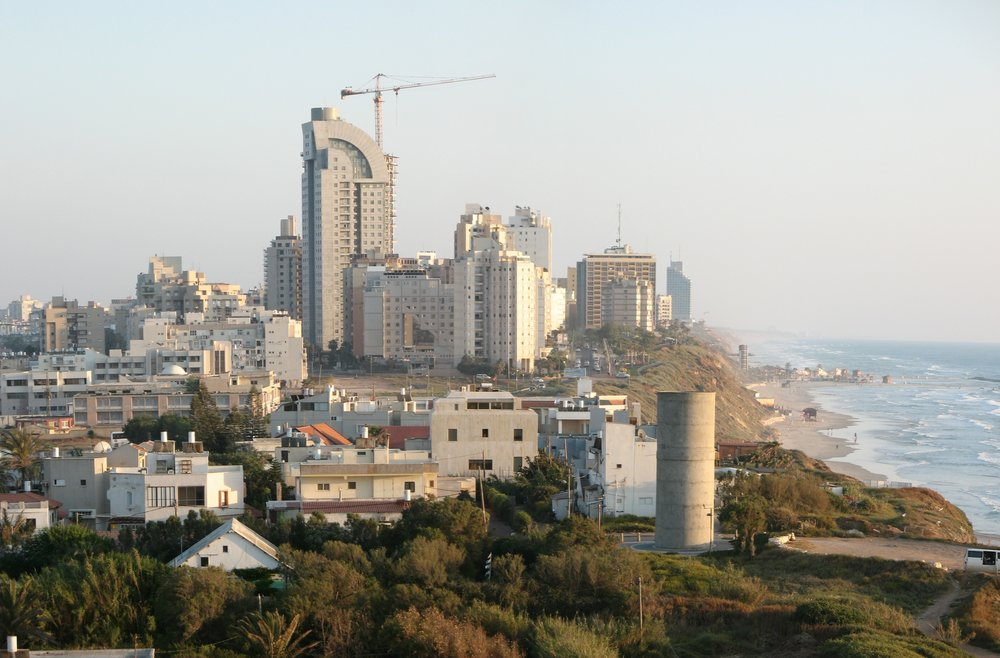 The Israeli city of Netanya (pictured) will host the 2018 World Lacrosse Championships. Credit: James Emery via Wikimedia Commons.