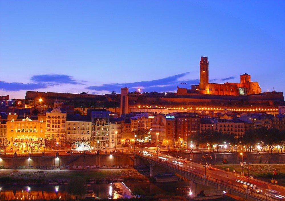 Lérida, Spain. Credit: Jesús Garcia via Wikimedia Commons.