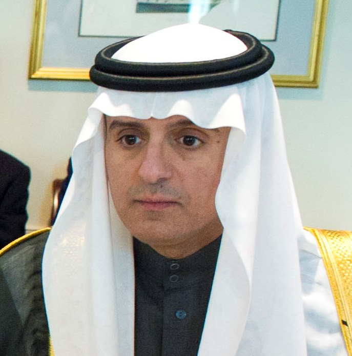 Saudi Minister of Foreign Affairs Adel al-Jubeir. Credit: Erin A. Kirk-Cuomo/Department of Defense.