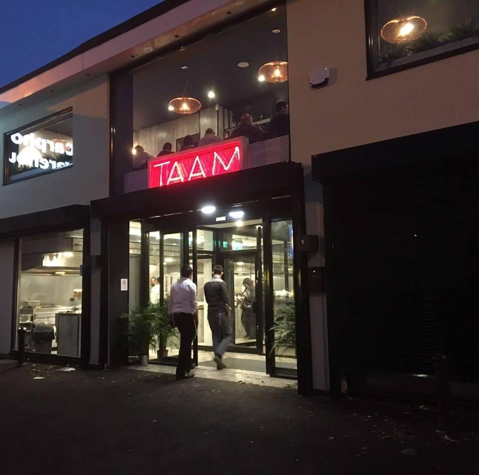 The Taam kosher restaurant in Manchester. Credit: Facebook.