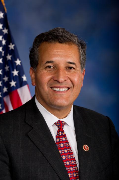 U.S. Congressman Juan Vargas (D-Calif.). Credit: Wikimedia Commons.