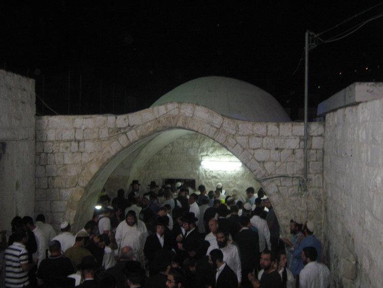 Joseph's Tomb. Credit: Wikimedia Commons.