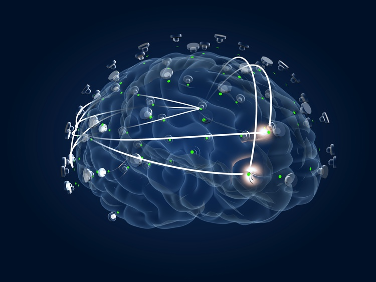 The Israeli company ElMindA's brain-mapping technology. (Illustrative.) Credit: ElMindA.