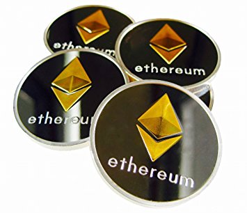 An image from the Ethereum digital currency network. Credit: Amazon.