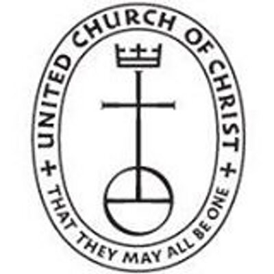 The United Church of Christ logo. Credit: Wikimedia Commons.