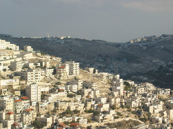 A view of eastern Jerusalem. Credit: Anthony Baratier via Wikimedia Commons.