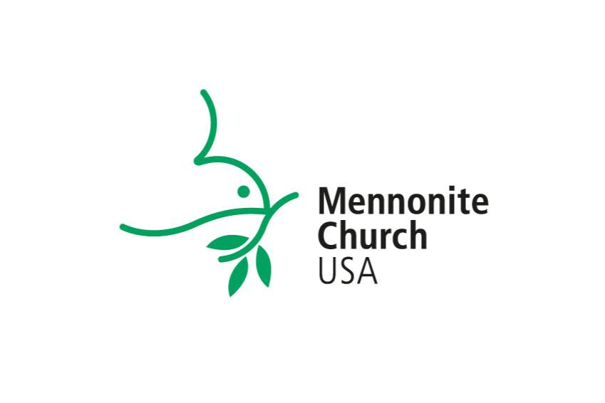 The Mennonite Church USA logo. Credit: Mennonite Church USA.