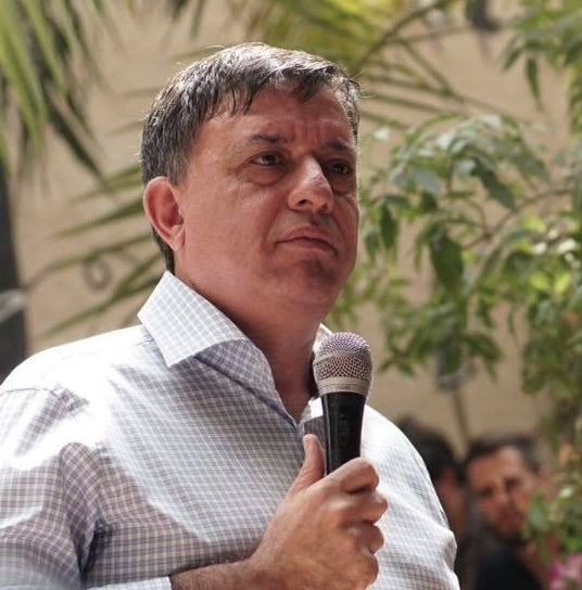 Avi Gabbay, the new leader of Israel's Labor party. Credit: Nimrod Zuk via Wikimedia Commons.