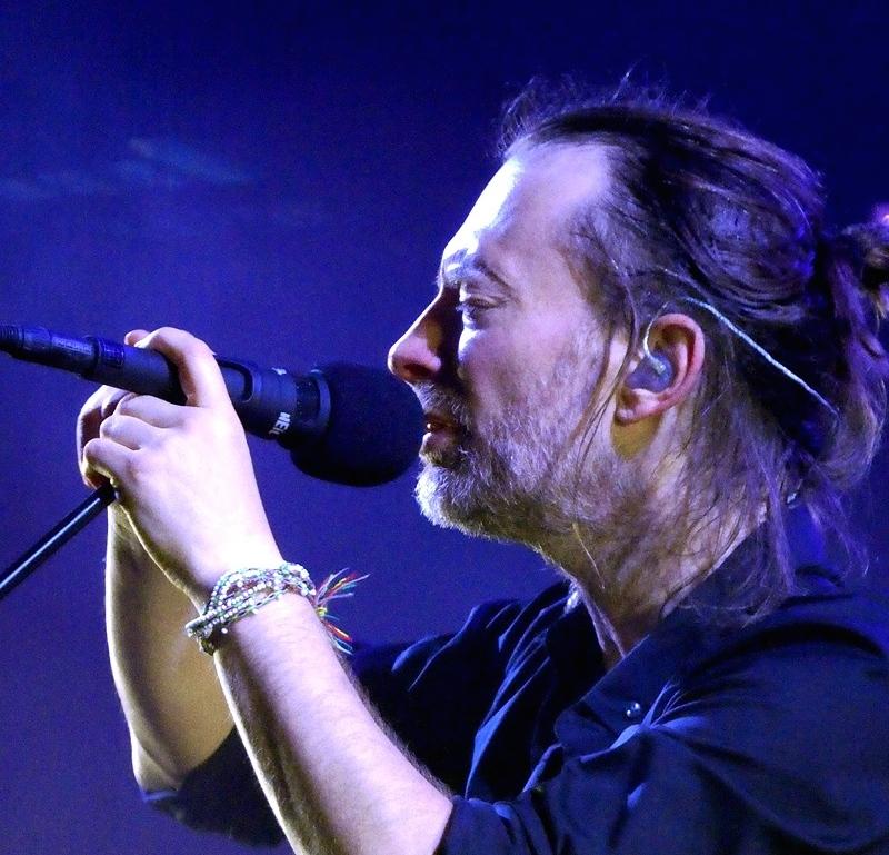 Radiohead frontman Thom Yorke. Credit:Yasuko Otani via Wikimedia Commons.