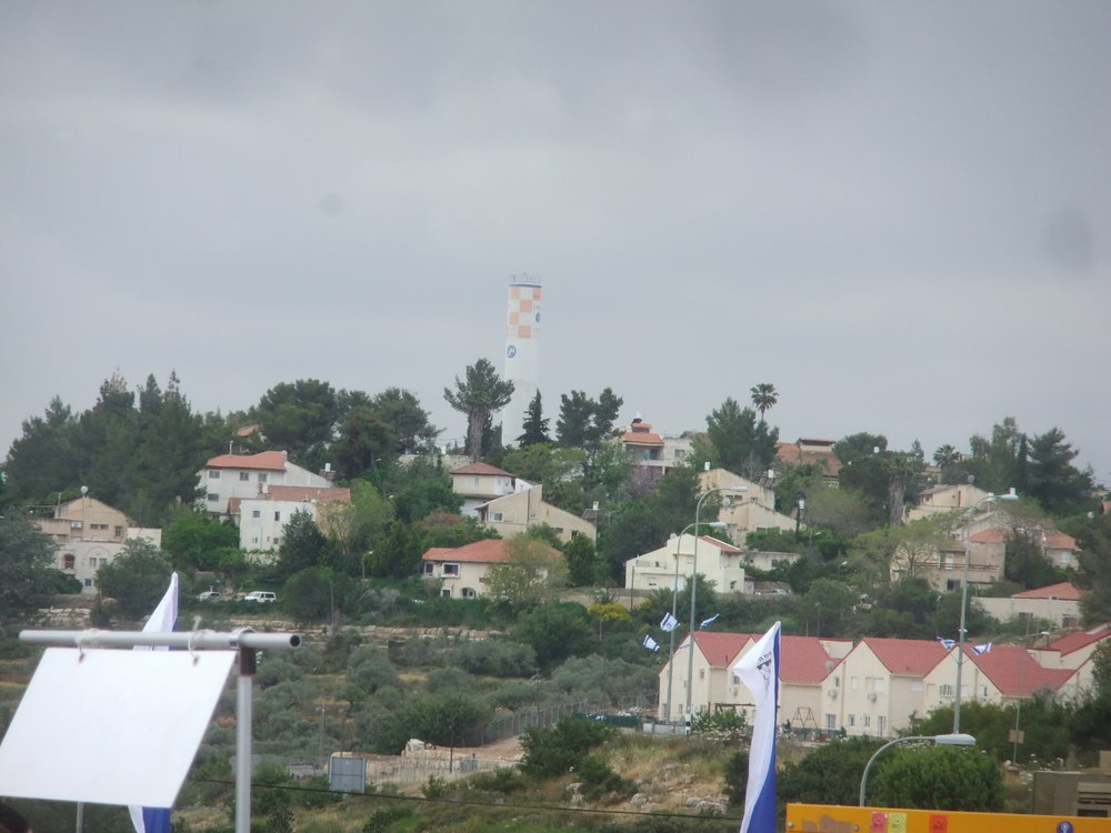 The Samaria community of Halamish. Credit: Wikimedia Commons.