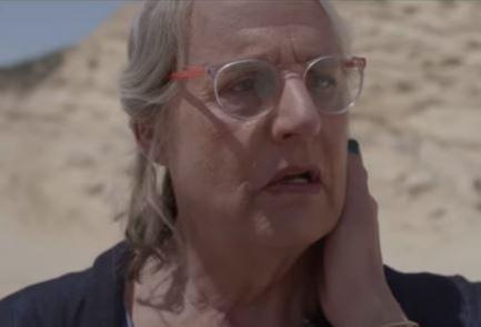 """Actor Jeffrey Tambor in the Season 4 trailer for """"Transparent"""" Credit:Screenshot."""