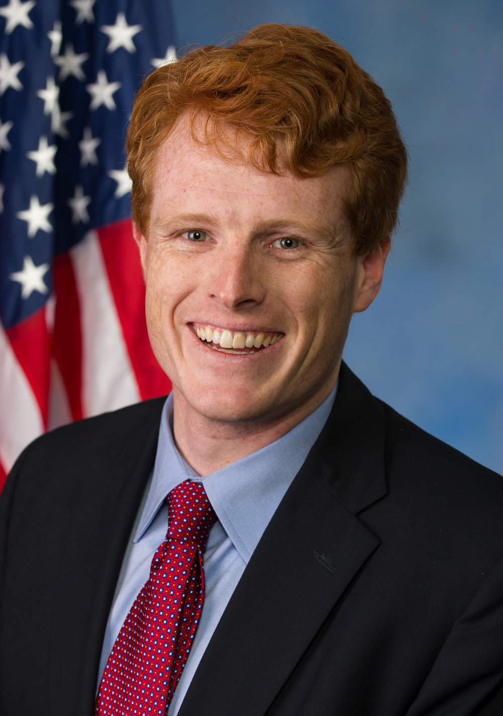"Rep. Joseph Kennedy III (D-Mass.) said July 19 he was ""reviewing"" his support of an anti-boycott House bill that he co-sponsored. The measure seeks to punish companies that support the anti-Israel BDS movement. Credit: U.S. Congress."