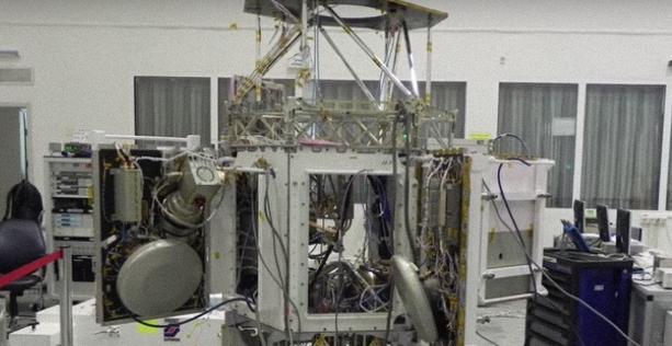 Venus, a French-Israeli environmental research satellite. Credit: YouTube.