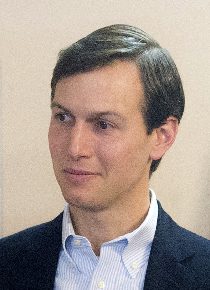 Jared Kushner. Credit: DoD Photo by Navy Petty Officer 2nd Class Dominique A. Pineiro