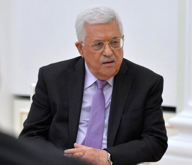 Palestinian Authority President Mahmoud Abbas.Credit: Kremlin.ru via Wikimedia Commons.
