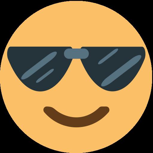 A smiley emoji. Credit: Wikimedia Commons.