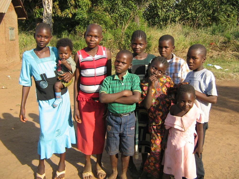 Children in Yambio, South Sudan. (Illustrative.) Credit: Wikimedia Commons.