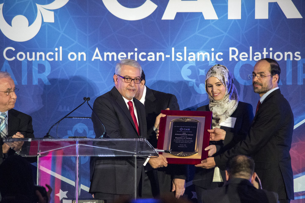 An October 2015 event hosted by the Council on American-Islamic Relations. Credit: Alparslan Esmer via Wikimedia Commons.