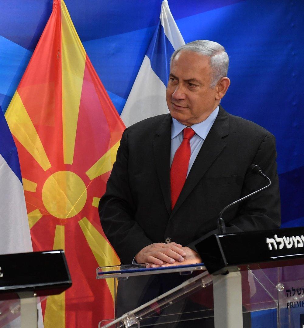 Prime Minister Benjamin Netanyahu. Credit: Haim Zach/GPO.