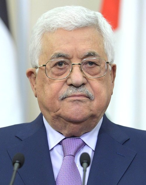 Palestinian President Mahmoud Abbas. Credit: Wikimedia Commons.
