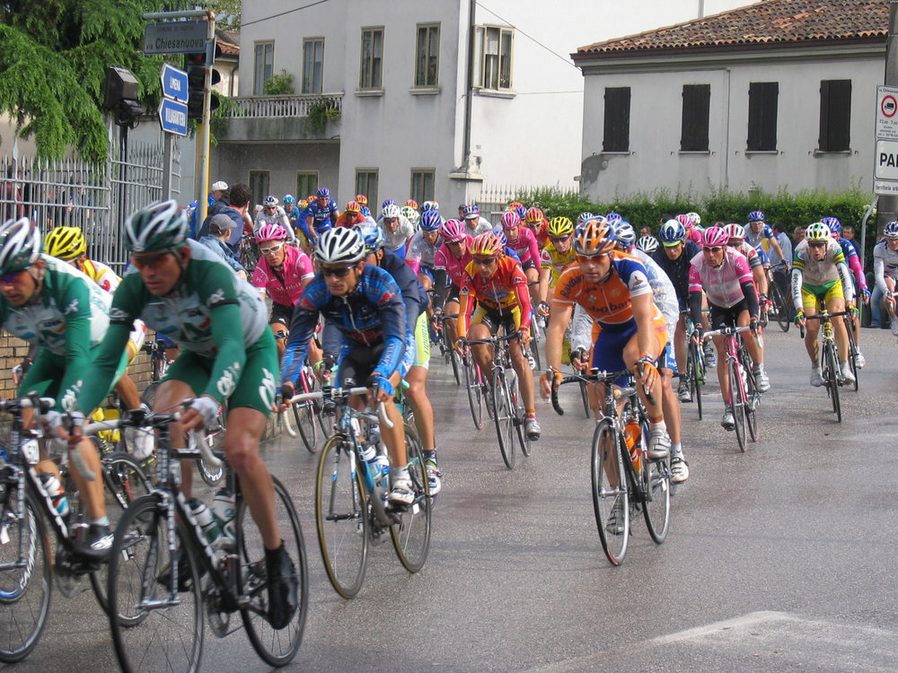 The Giro d'Italia is one of the cycling world's top events that will be coming to Israel in 2018. Credit: Wikimedia Commons.