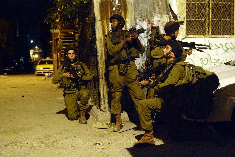 IDF soldiers. (Illustrative.) Credit: IDF.