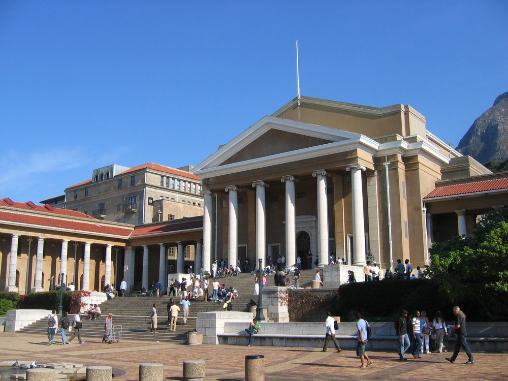 The University of Cape Town campus. Credit: Adrian Frith via Wikimedia Commons.