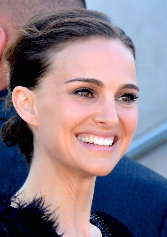 Natalie Portman. Credit: Georges Biard via Wikimedia Commons.