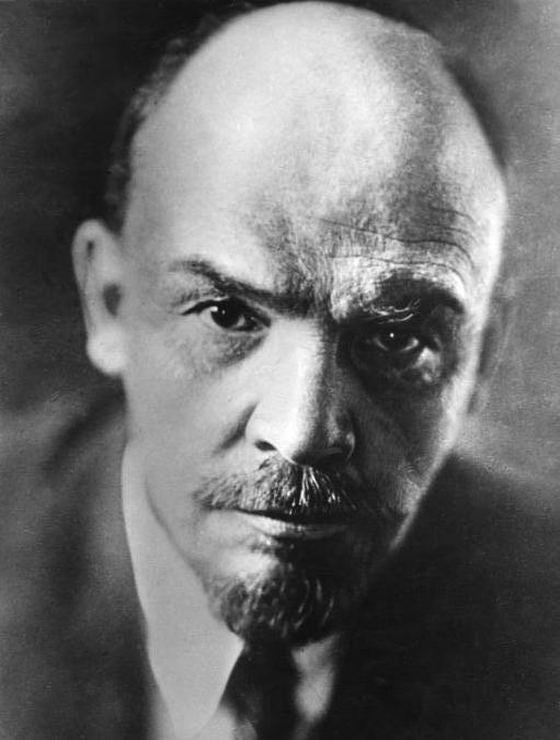 Bolshevik Revolution leader Vladimir Lenin. Credit:Pavel Semyonovich Zhukov via Wikimedia Commons.