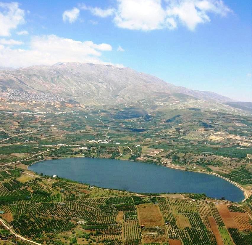 The Israeli Golan Heights. Credit: Wikimedia Commons.