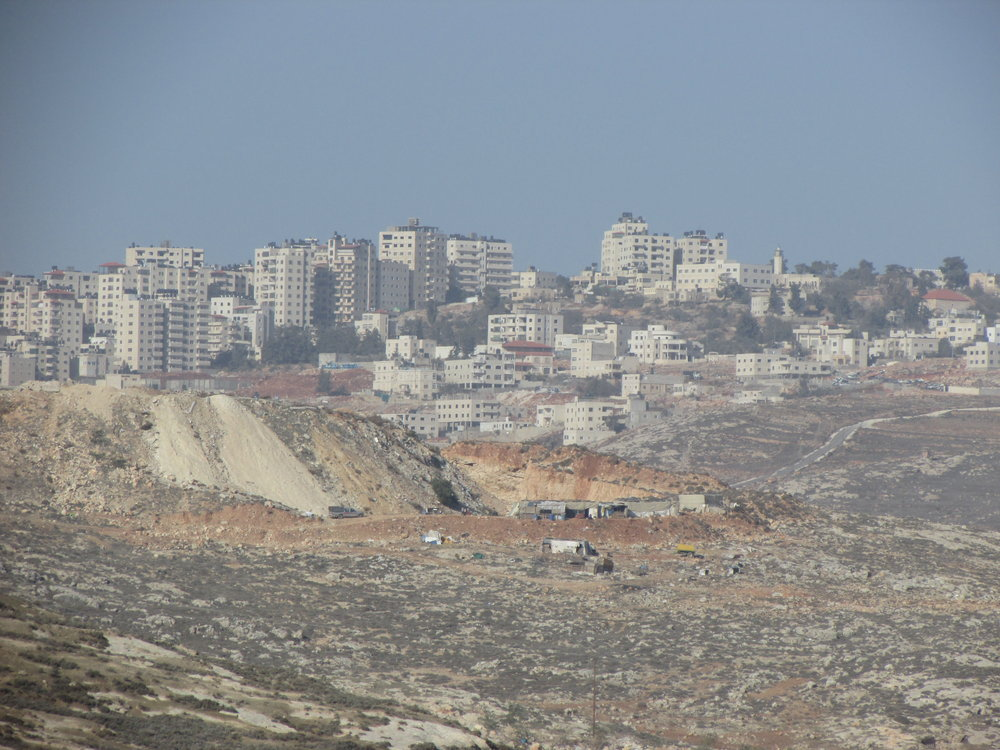 The Jerusalem neighborhood of Kafr Aqab. Credit: Wikimedia Commons.