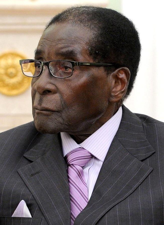 Zimbabwe's President Robert Mugabe. Credit: Kremlin.ru via Wikimedia Commons.