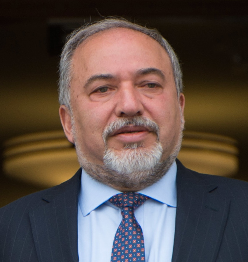 Israeli Defense Minister Avigdor Lieberman. Credit: U.S. Air Force Staff Sgt. Jette Carr.