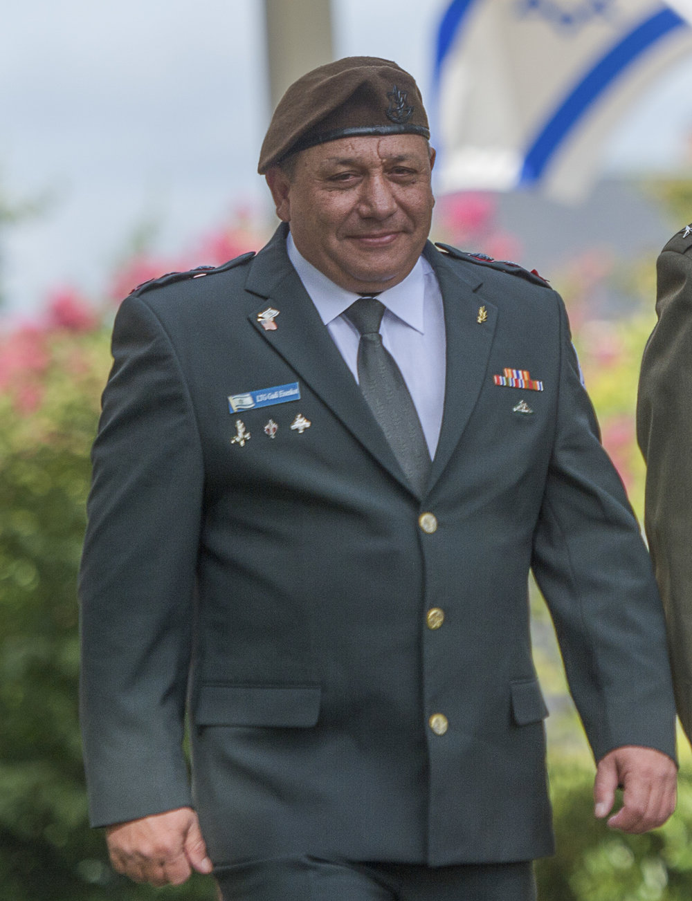 IDF Chief of Staff Lt. Gen. Gadi Eizenkot. Credit: Chairman of the Joint Chiefs of Staff.