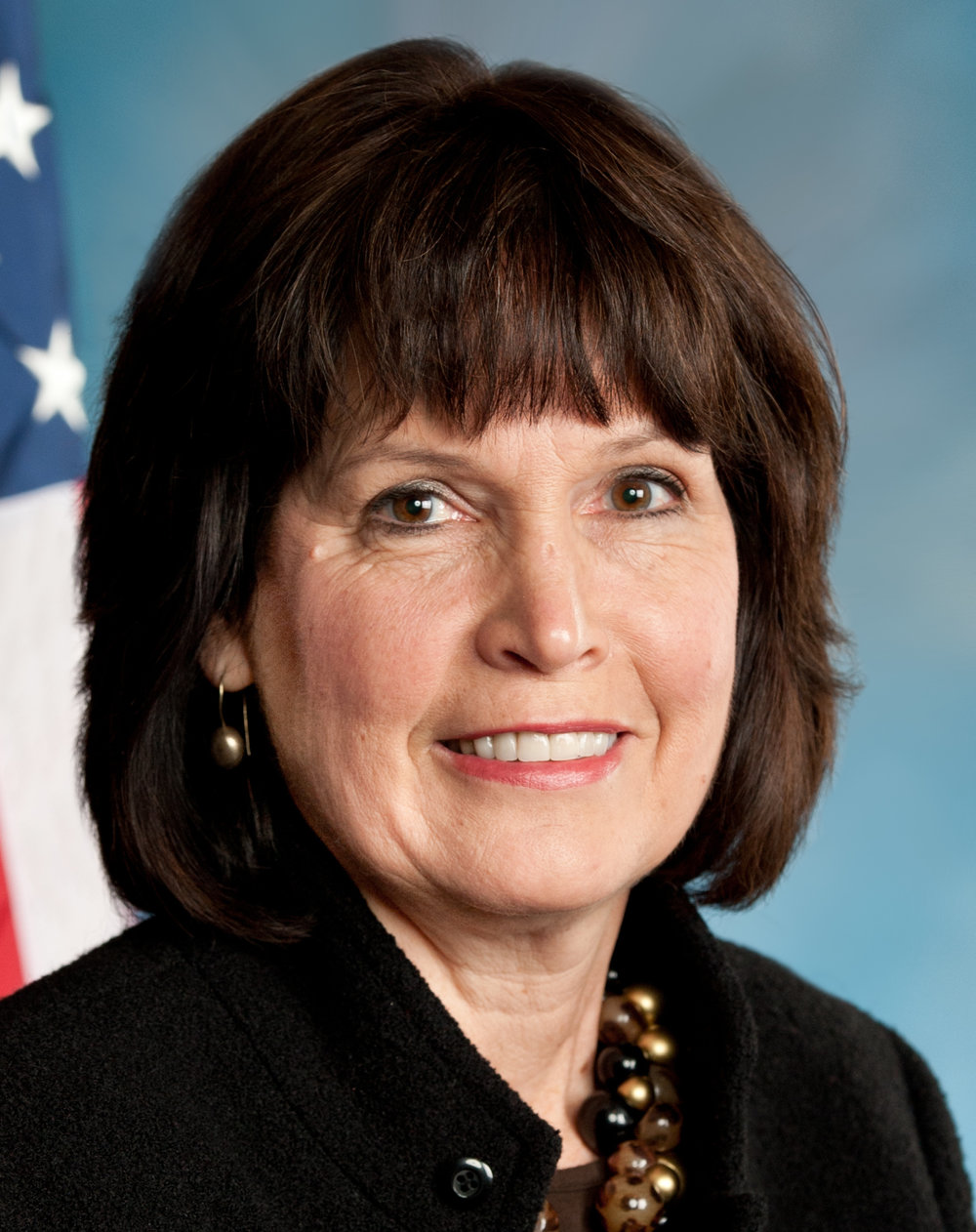 Minnesota's Rep. Betty McCollum. Credit: U.S.House Office of Photography.