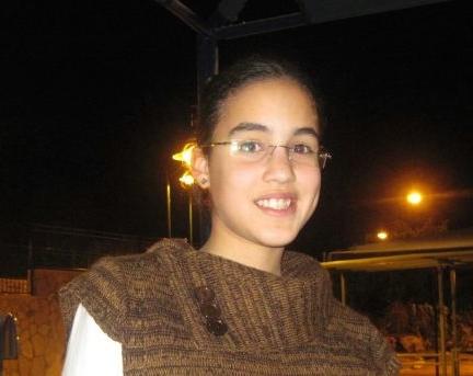 Israeli victim of terror Hodaya Asulin. Credit: Courtesy.