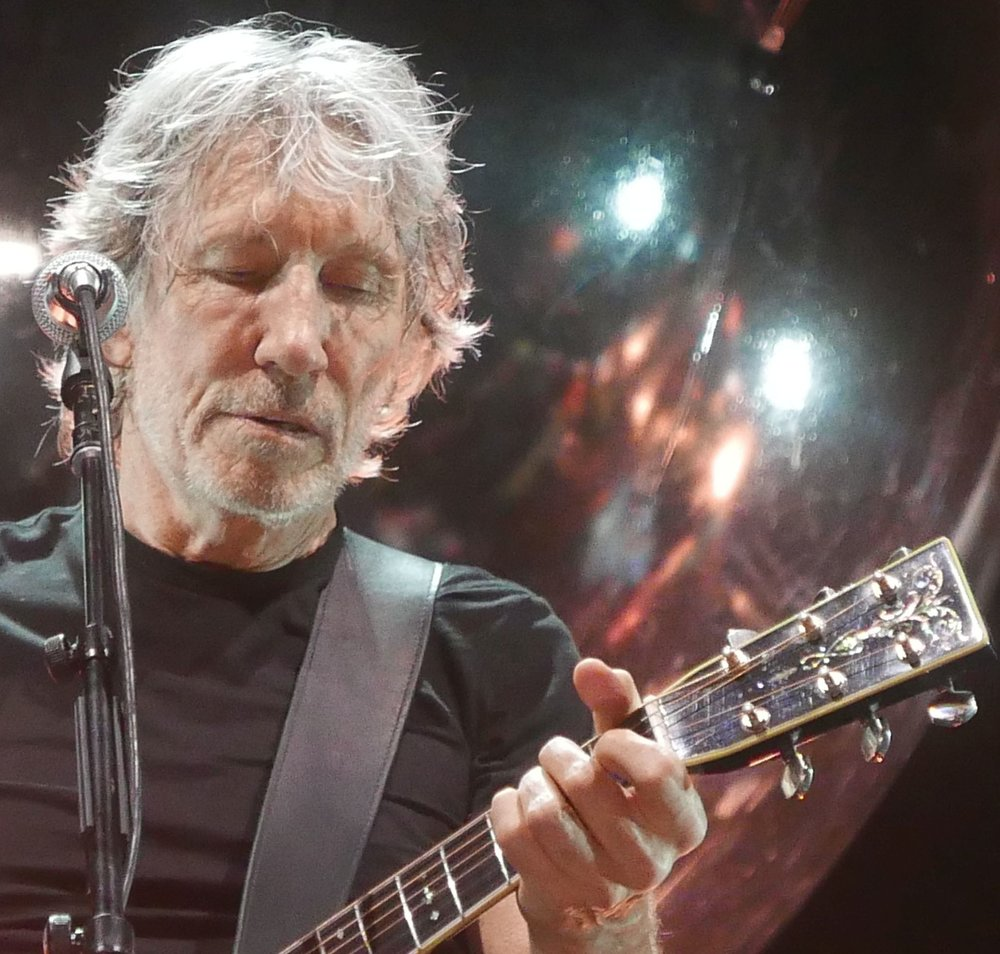Roger Waters. Credit: David W. Baker via Wikimedia Commons.