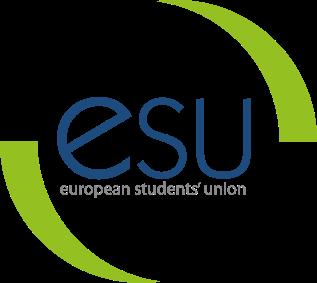 The European Students' Union (ESU) logo. Credit: ESU.