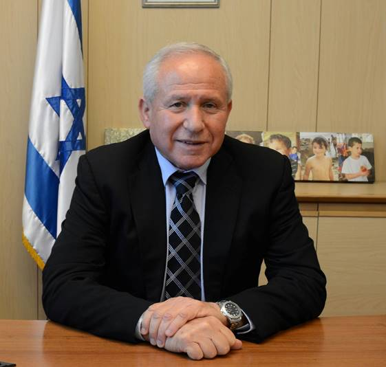 MK Avi Dichter (Likud), chairman of the Knesset Foreign Affairs and Defense Committee. Credit: Shirley Steinberg via Wikimedia Commons.