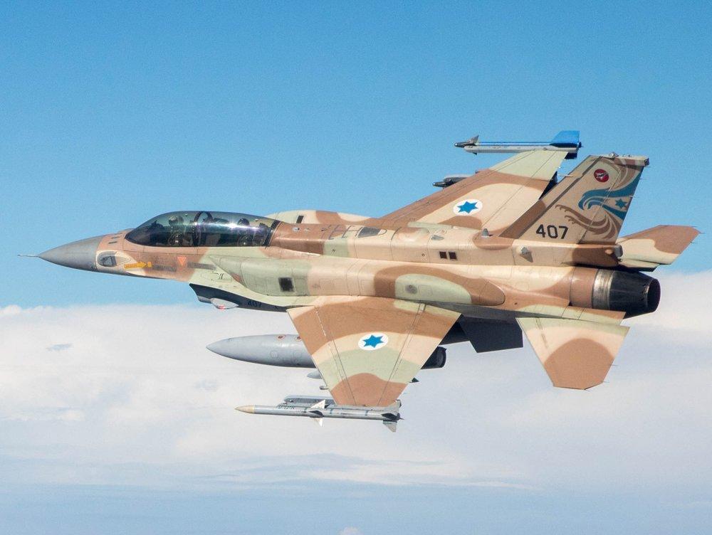 An Israeli Air Force Jet. Credit:Maj. Ofer via Wikimedia Commons.